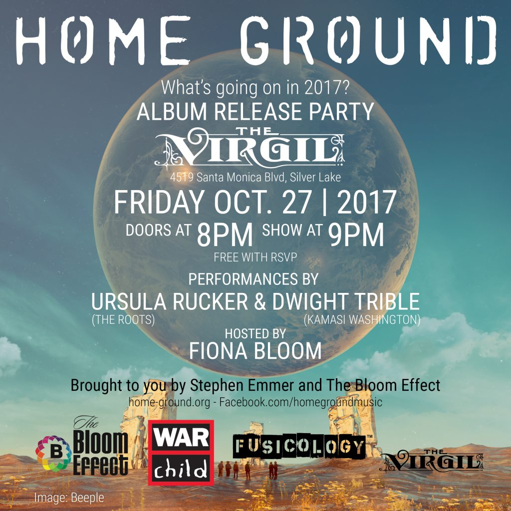 HG Album Release Party LA Def