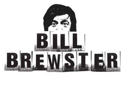 Bill Brewster Podcast Logo