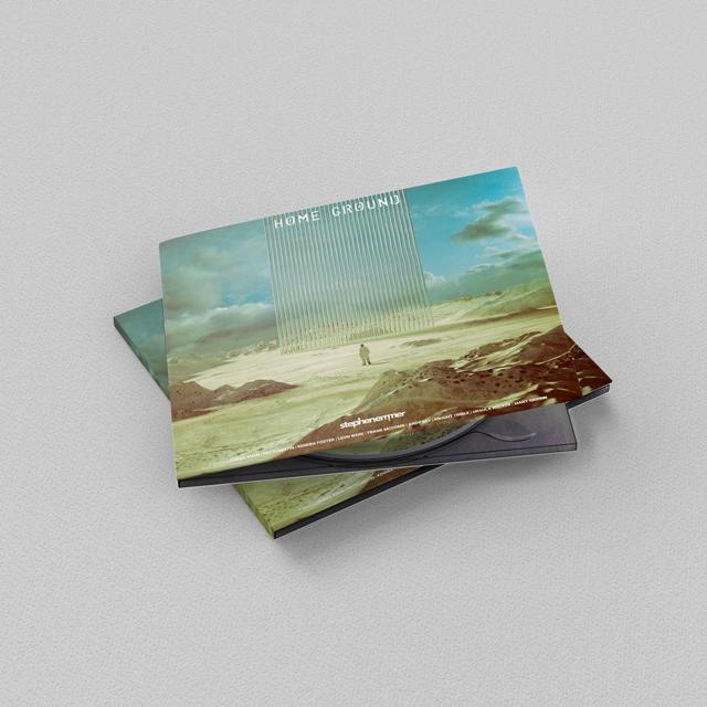 Home Ground CD Digipack