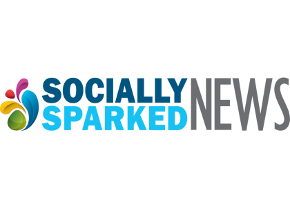 Socially Sparked News Logo