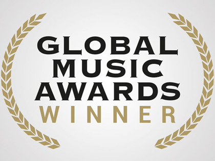 It's golden Global Music Award celebration time!