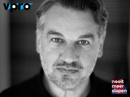[Dutch] Stephen Emmer interview in VPRO's Nooit Meer Slapen